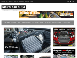 nicks car blog