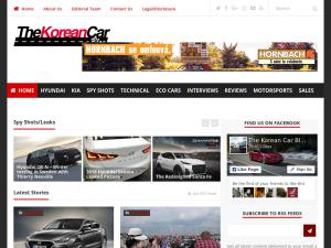 korean car blog