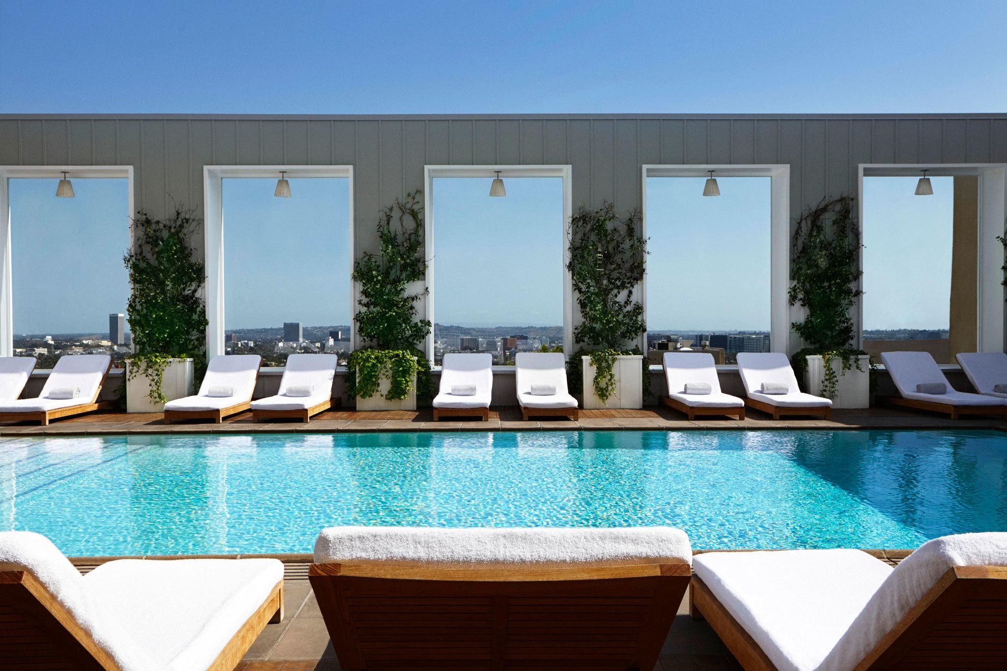 SkybarWest Hollywood Rooftop Bar