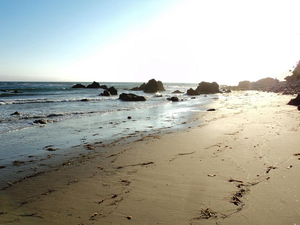 Lechuza Beach hidden beaches