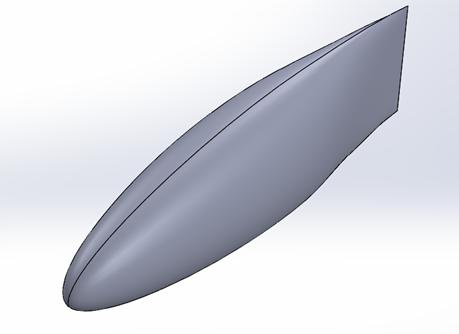 Fairing CAD