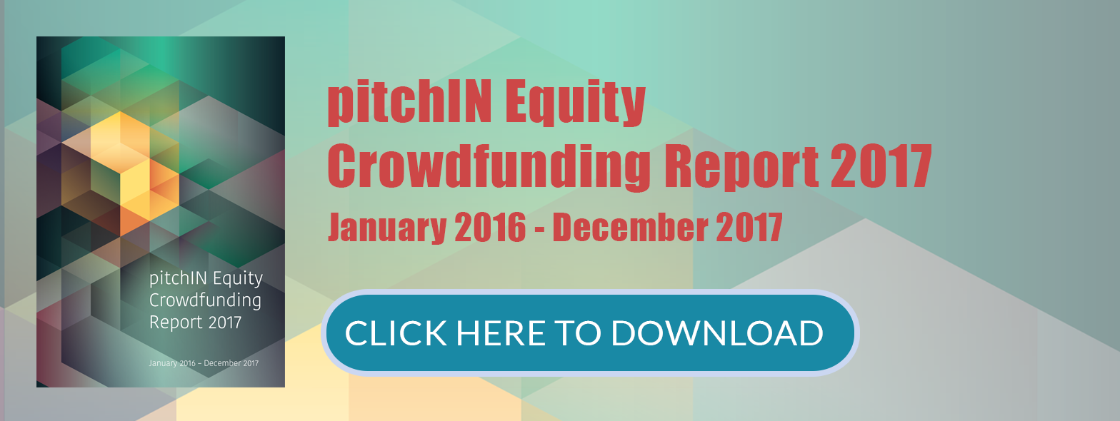 pitchIN Equity Crowdfunding Report 2017