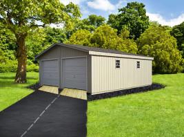 Modular Garage