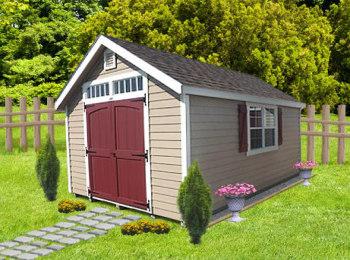 wood sheds service