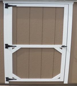 36' standard door