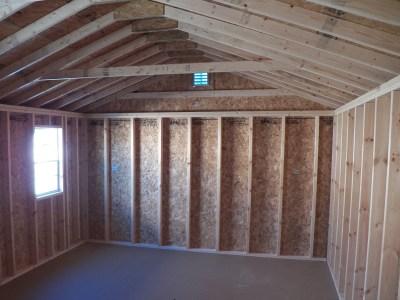 silvia shed interior