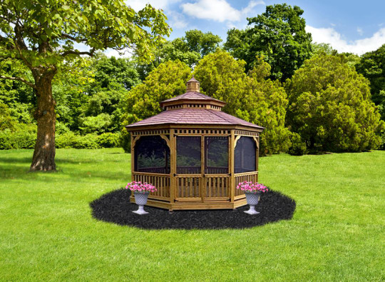 gazebo octagon