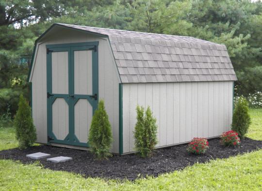 Wood Mini Barn