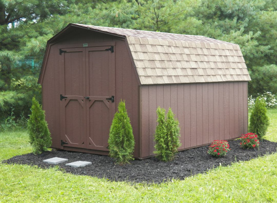 Mini Barn Wood