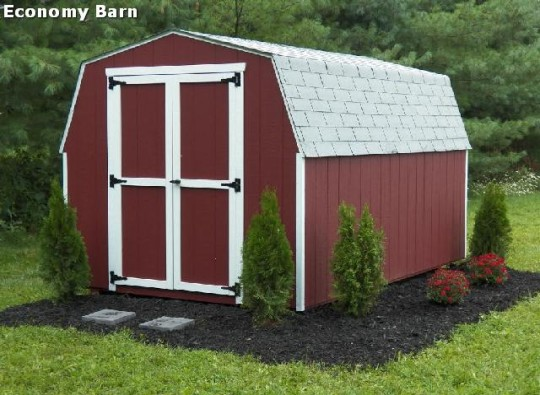 Economy Mini Barn
