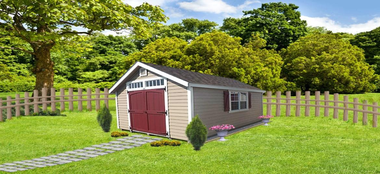 kountry sheds