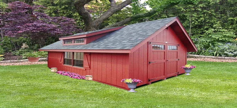 dorian shed