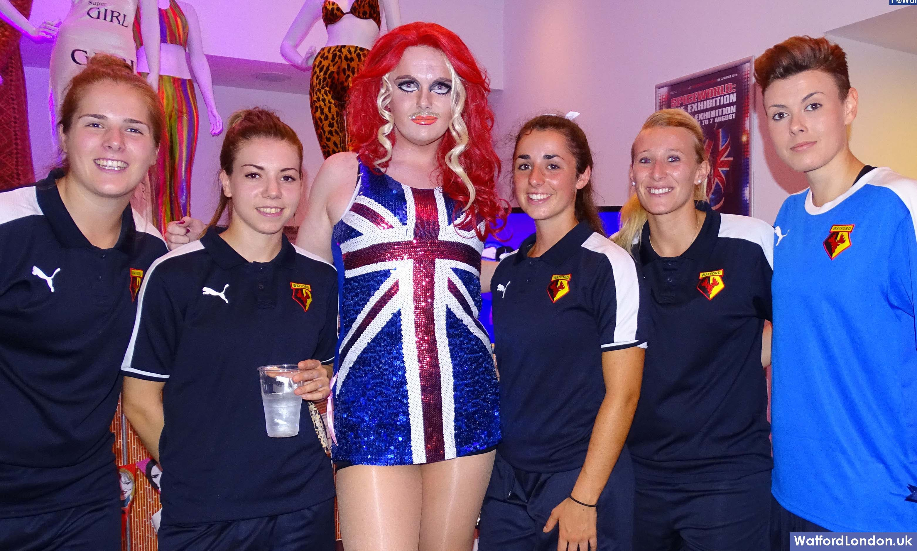 Spiceworld - The Exhibition Tour to hit Watford