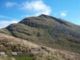 Ben Lomond, Andy Browns last Munro