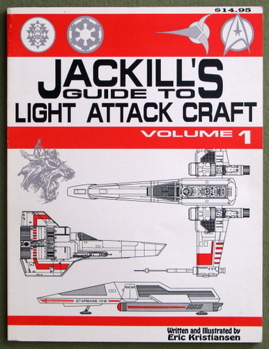 Jackill's Guide to Light Attack Craft, Volume 1, Eric Kristiansen