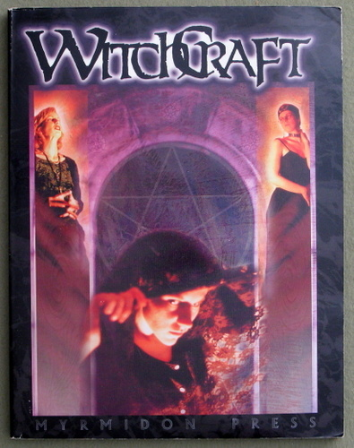 Witchcraft Role Playing Game (1st Edition), C.J. Carella