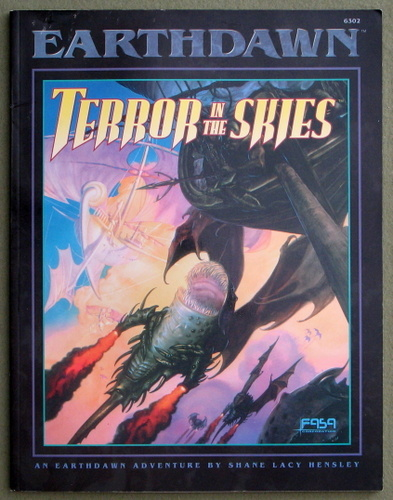 Terror in the Skies (Earthdawn)
