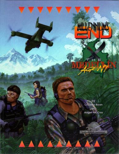 The Medellín Agent (Millennium's End RPG), Charles Ryan & Angel McCoy