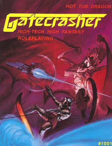 Gatecrasher: High-Tech High Fantasy Roleplaying (1st Edition), Michael Lucas