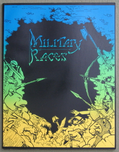 Military Races: A Fifth Cycle Supplement, Robert Bartels