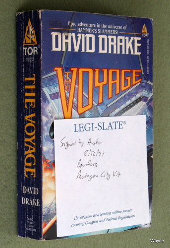 The Voyage (Hammer's Slammers Universe) - SIGNED