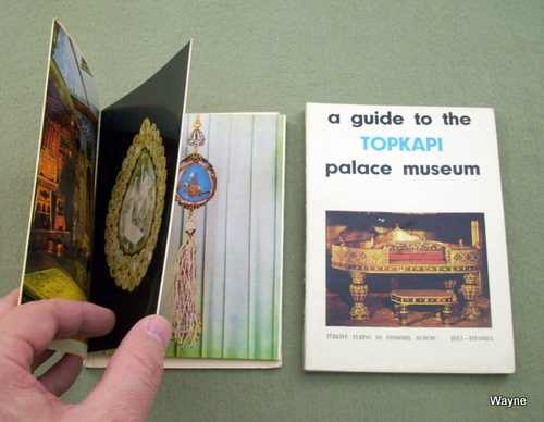 A Guide to the Topkapi Palace Museum, Resat Ekrem Koçu