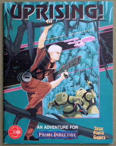 Uprising! (Prime Directive), Mark Costello
