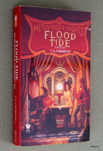 Flood Tide (Merovingen Nights, No 6), CJ Cherryh