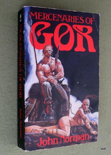 Mercenaries of Gor (A Star book), John Norman
