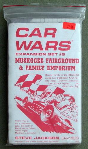 Muskogee Fairground & Family Emporium (Car Wars Expansion Set #9)