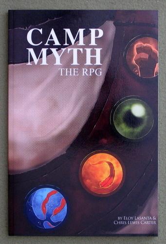 Camp Myth: The RPG, Eloy Lasanta & Chris Lewis Carter