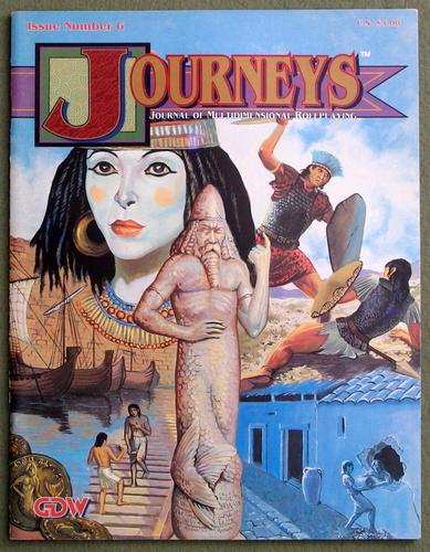 Journeys Magazine, Issue 6