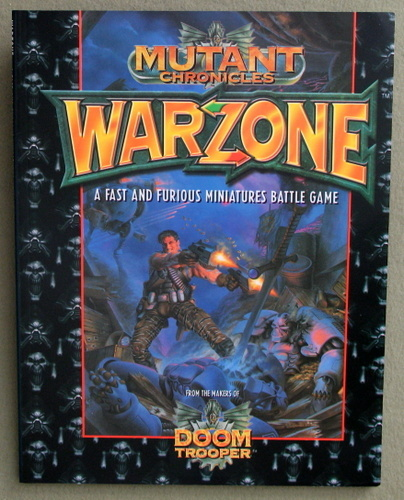Warzone (Mutant Chronicles), Bill King