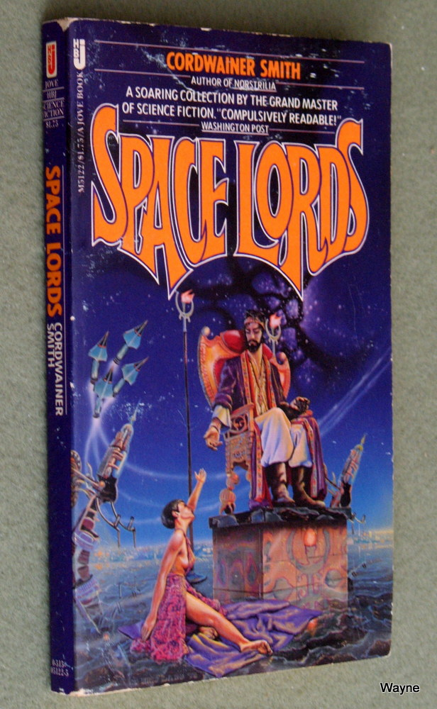 Space Lords, Cordwainer Smith