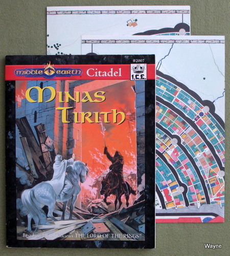 Minas Tirith (Middle Earth Role Playing/MERP: Citadel Series)