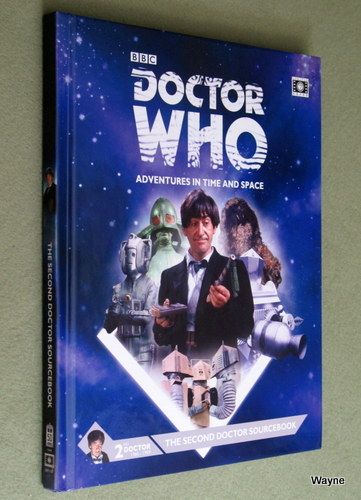 The Second Doctor Sourcebook (Doctor Who: Adventures in Time and Space)