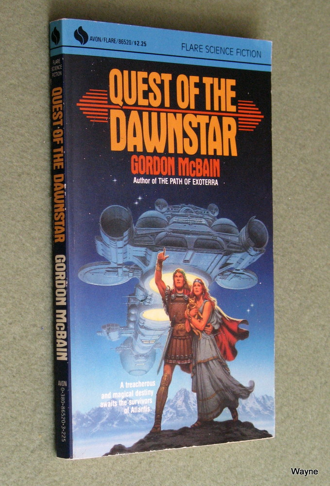 Quest of the Dawnstar, Gordon McBain