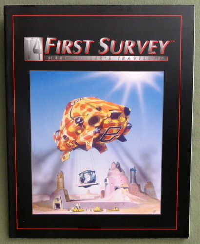 First Survey (Marc Miller's Traveller - T4)