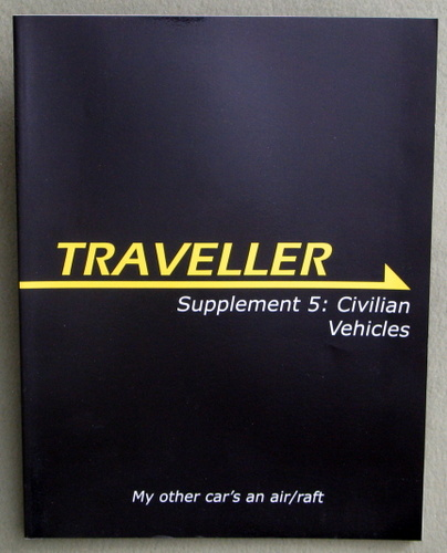 Traveller Supplement 5: Civilian Vehicles