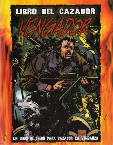 Libro del Cazador Vengador (Cazador: La Venganza)