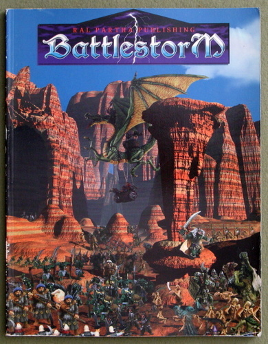 Battlestorm (First Volume of the Fables Gamesystem)