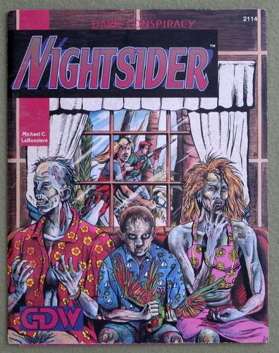 Nightsider (Dark Conspiracy RPG), Michael C. LaBossiere