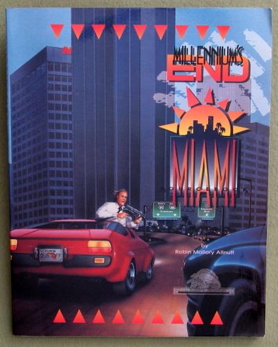Miami Sourcebook (Millennium's End), Robin Mallory Allnutt