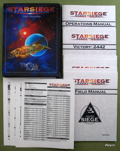 Starsiege: Event Horizon, Josh Chewning