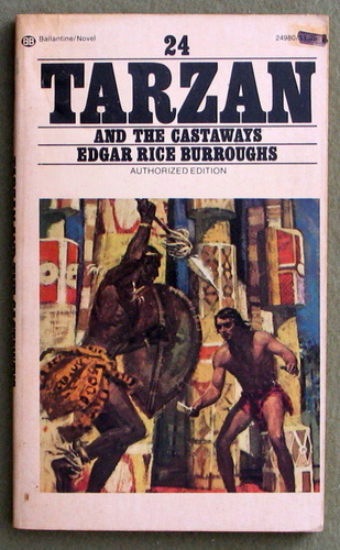 Tarzan and the Castaways (Tarzan Series #24)