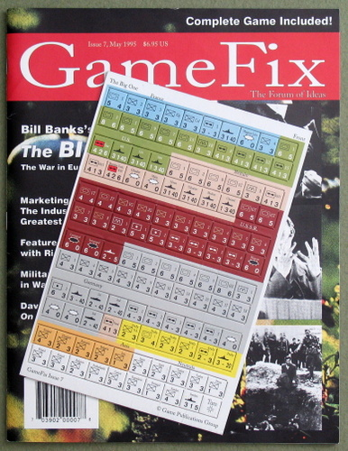 GameFix Magazine, Issue 7 (May 1995)