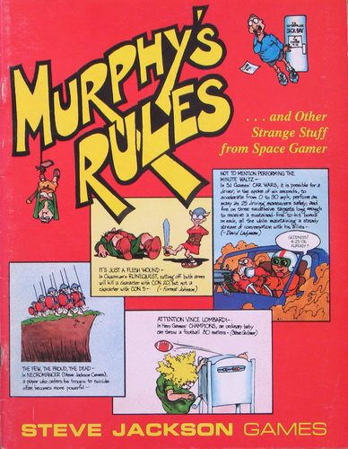 Murphy's Rules...and Other Strange Stuff From Space Gamer