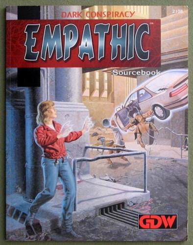 Empathic Sourcebook (Dark Conspiracy)
