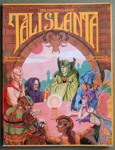 The Chronicles of Talisanta, Stephan Michael Sechi & P.D. Breeding