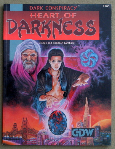 Heart of Darkness (Dark Conspiracy RPG)